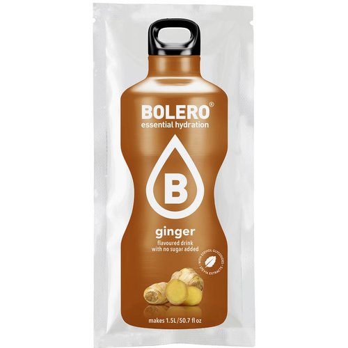 Bolero Ingwer | Einzelbeutel (1 x 9g)