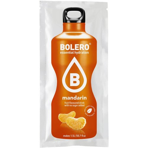 Bolero Mandarin with Stevia