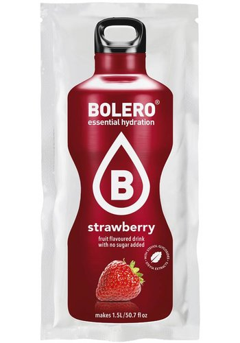 Bolero Strawberry with Stevia