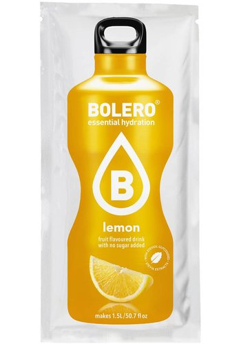 Bolero Lemon with Stevia