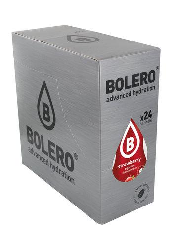 Bolero Aardbei met Stevia | 24  stuks
