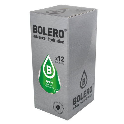 Bolero Apple 12 sachets with Stevia