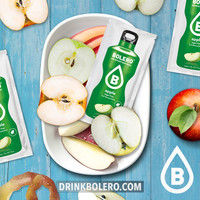 Manzana con Stevia   12 sobres