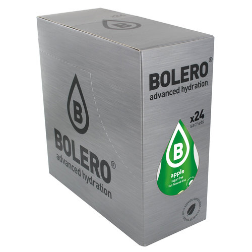 Bolero Apple | 24 sachets (24 x 9g)
