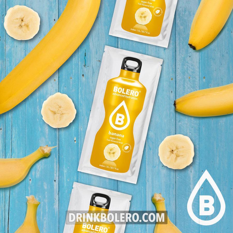 Banane | 24 Sachet (24 x 9g)