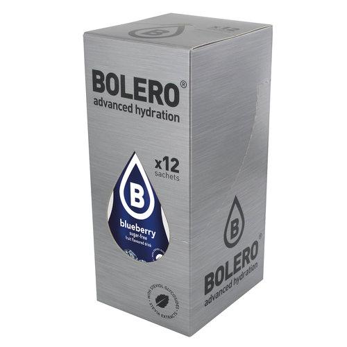 Bolero Blueberry 12 sachets with Stevia