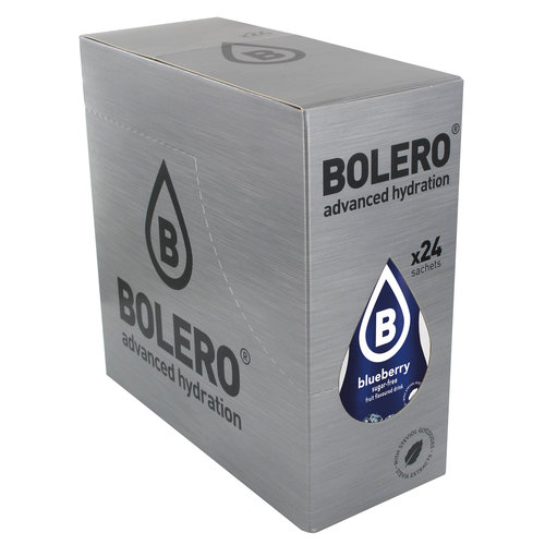 Bolero Heidelbeere | 24-er Packung (24 x 9g)