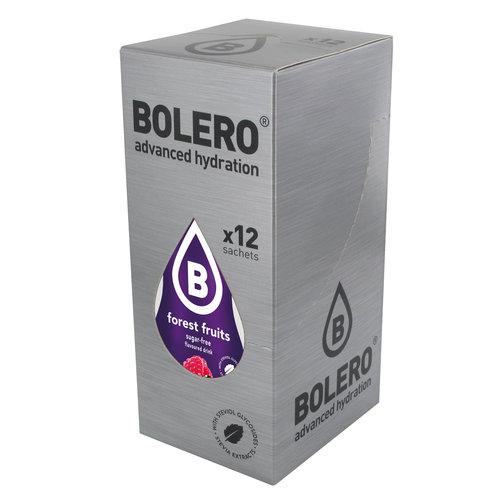 Bolero Forest Fruits 12 sachets with Stevia