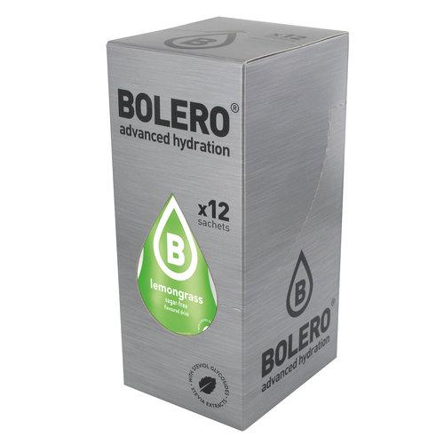 Bolero Lemongrass 12 sachets with Stevia