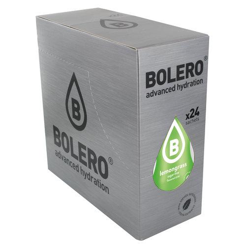 Bolero Lemongrass 24 sachets with Stevia