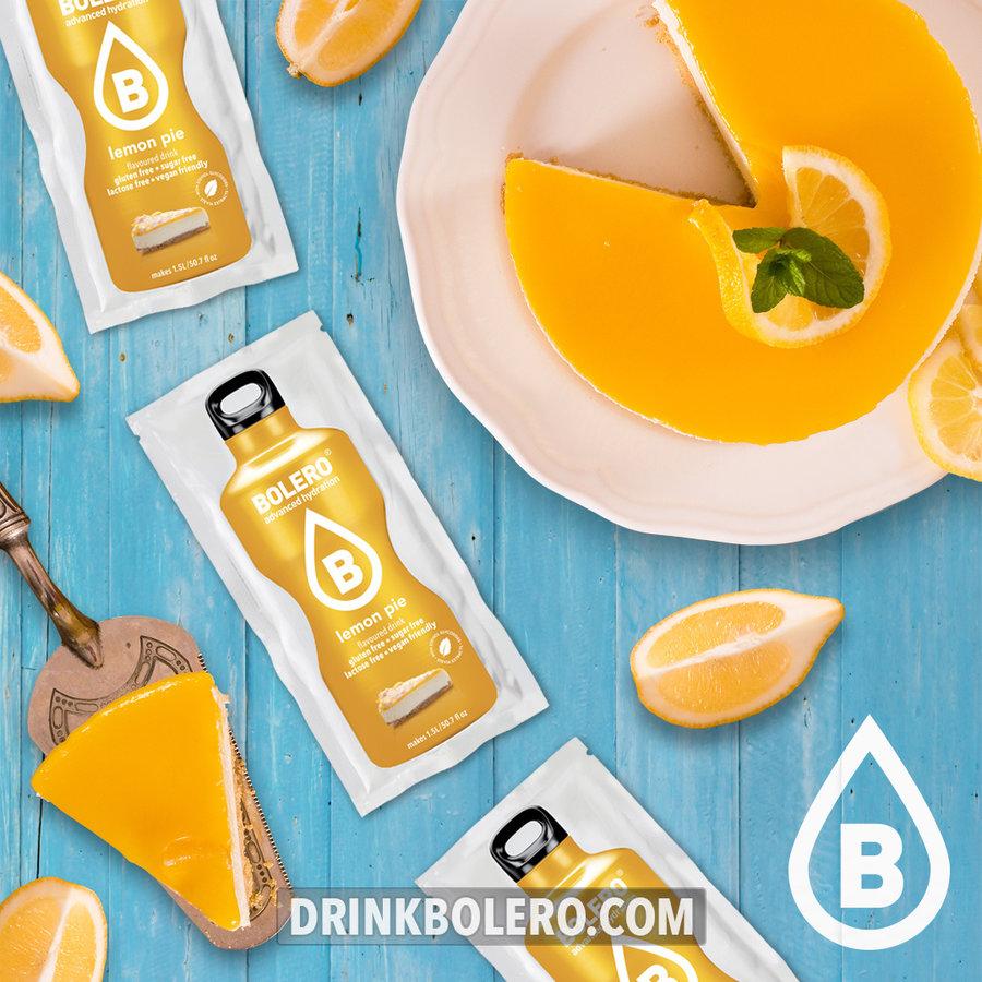 Tarta de Limón con Stevia | 12 sobres