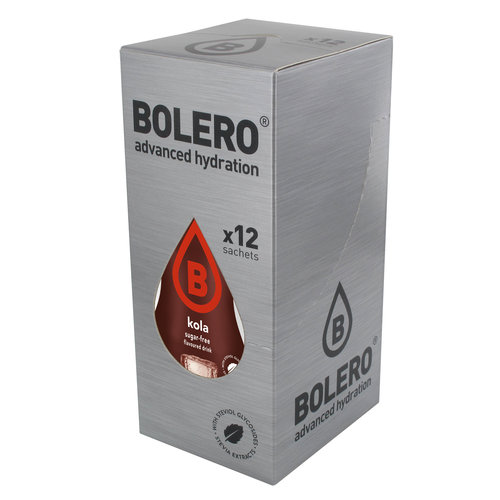 Bolero Cola | 12 stuks (12 x 9g)