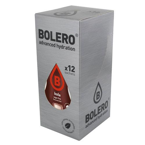 Bolero Kola 12 sachets with Stevia