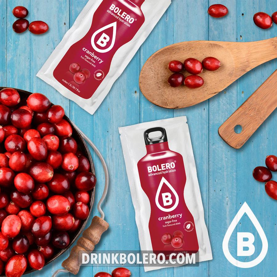 Cranberry met Stevia