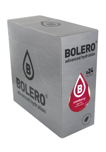 Bolero Cranberry   24 sachets (24 x 9g)