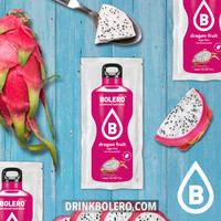 Dragon Fruit with Stevia