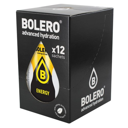 Bolero ENERGY | 12 Bustine (12 x 7g)
