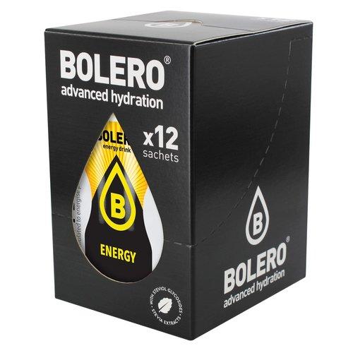 Bolero ENERGY con Stevia | 12 sobres