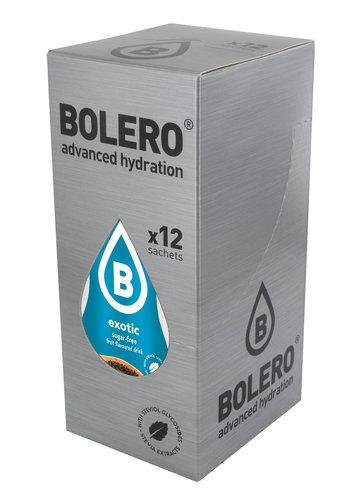 Bolero Exotic 12 sachets with Stevia