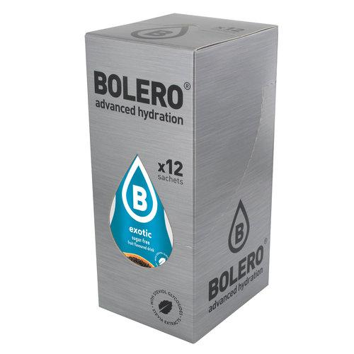Bolero Exotic met Stevia | 12 stuks