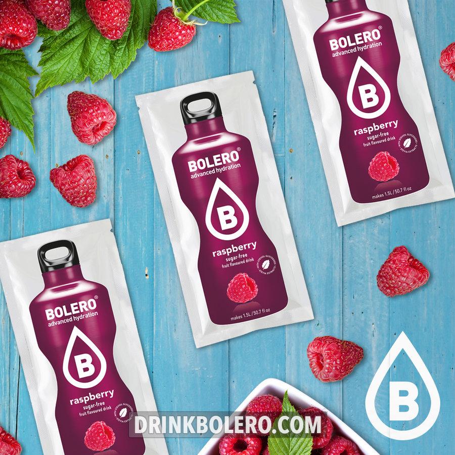 Raspberry with Stevia