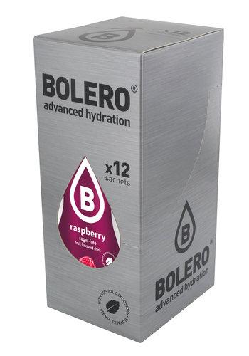 Bolero Raspberry 12 sachets with Stevia