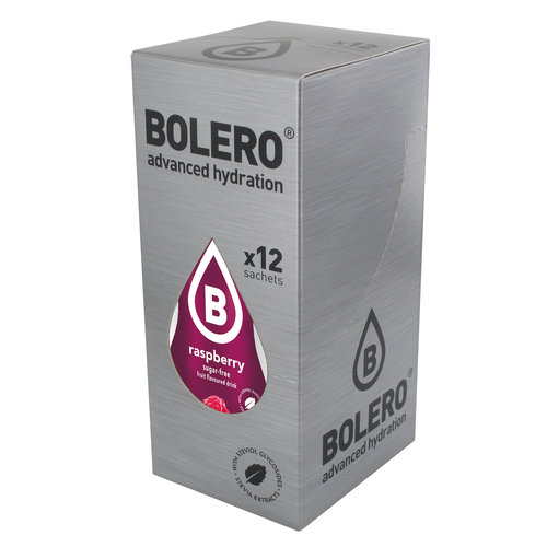 Bolero Himbeere | 12-er Packung (12 x 9g)