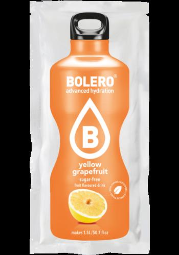 Bolero Yellow Grapefruit with Stevia