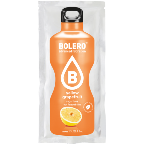 Bolero Gelbe Grapefruit | Einzelbeutel (1 x 9g)