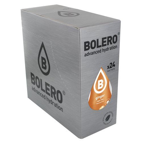Bolero Gember met Stevia   24 stuks