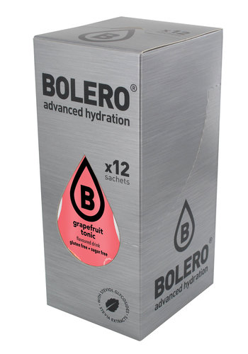 Bolero Grapefruit Tonic   12-er Packung (12 x 9g)