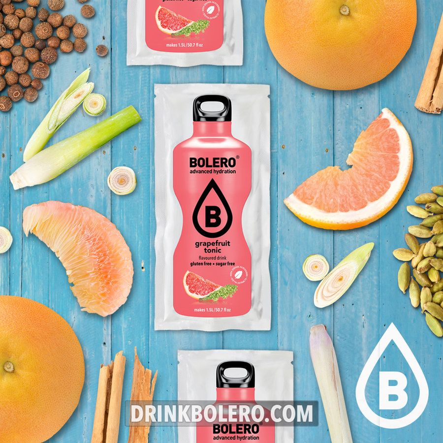 Grapefruit Tonic | 12-er Packung (12 x 9g)