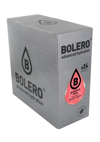 Bolero Grapefruit Tonic   24-er Packung (24 x 9g)