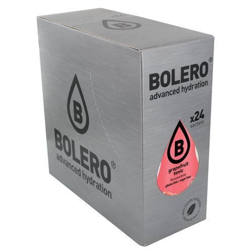 Bolero Grapefruit Tonic | 24 stuks (24 x 9g)