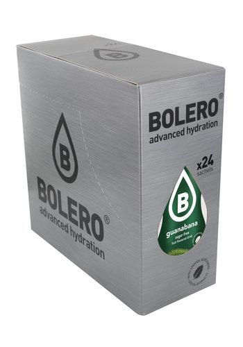 Bolero Guanabana 24 sachets with Stevia