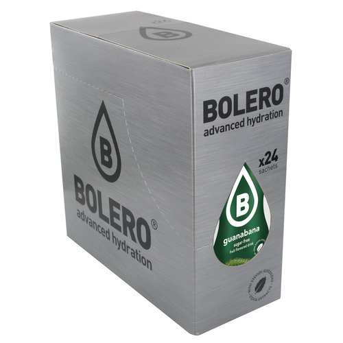 Bolero Guanabana met Stevia | 24 stuks