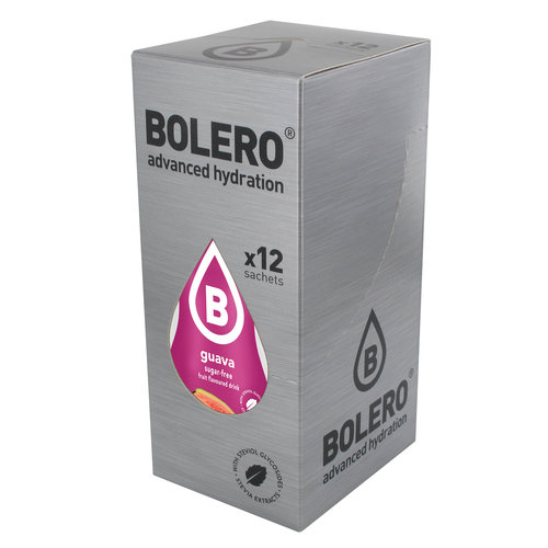 Bolero Guave | 12 stuks (12 x 9g)