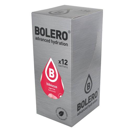 Bolero Hibiscus 12 sachets with Stevia