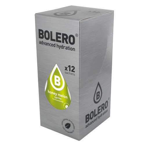 Bolero Honey Melon 12 sachets with Stevia