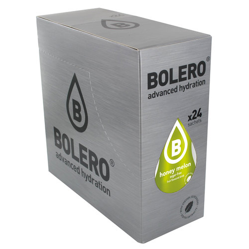 Bolero Honey Melon 24 sachets with Stevia