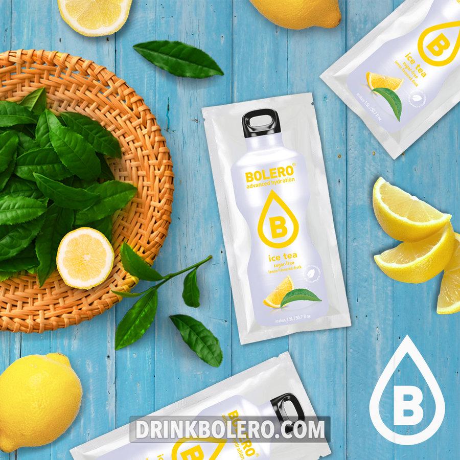 Ice Tea Limón con Stevia