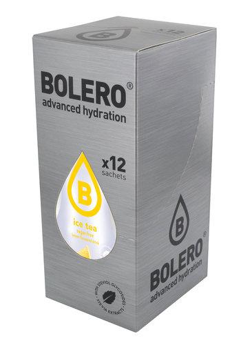 Bolero ICE TEA ZITRONE | 12-er Packung (12 x 8g)
