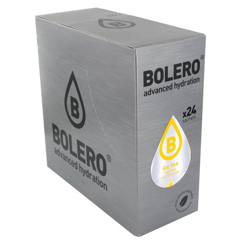 Bolero ICE TEA Lemon 24 sachets with Stevia