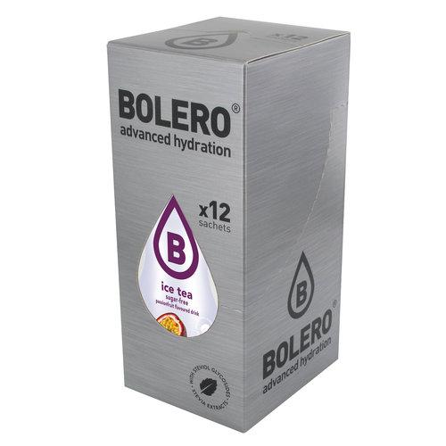 Bolero Ice Tea Passievrucht met Stevia | 12 stuks