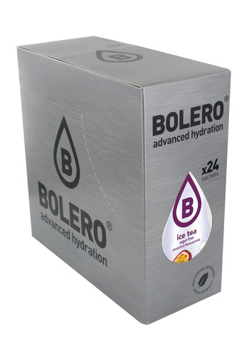 Bolero ICE TEA PASSIONFRUCHT | 24-er Packung (24 x 8g)