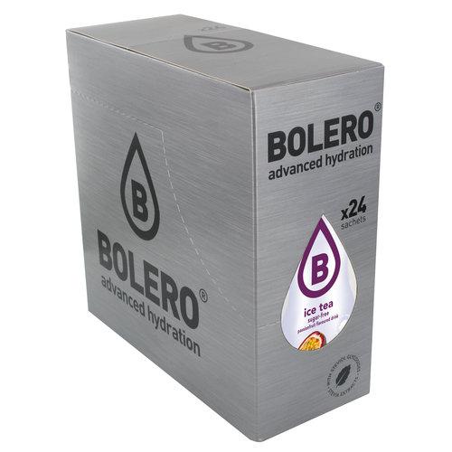 Bolero Ice Tea Passievrucht met Stevia | 24 stuks