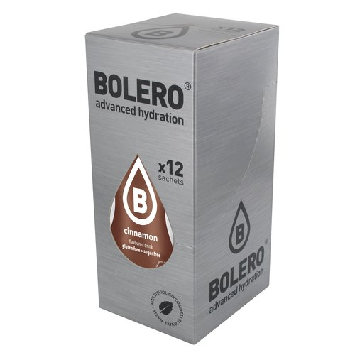 Bolero Cinnamon 12 sachets with Stevia