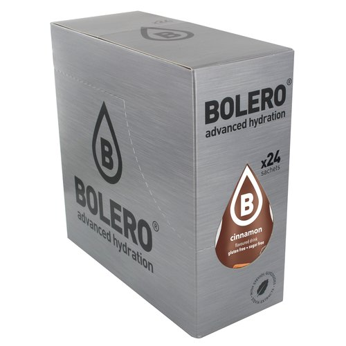 Bolero Cinnamon 24 sachets with Stevia