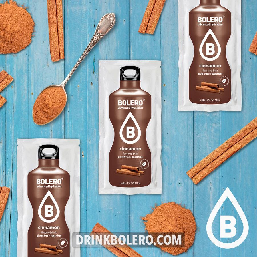 Cinnamon | 24 sachets (24 x 9g)