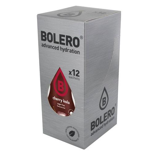 Bolero Cherry Cola | 12 sobres (12 x 9g)